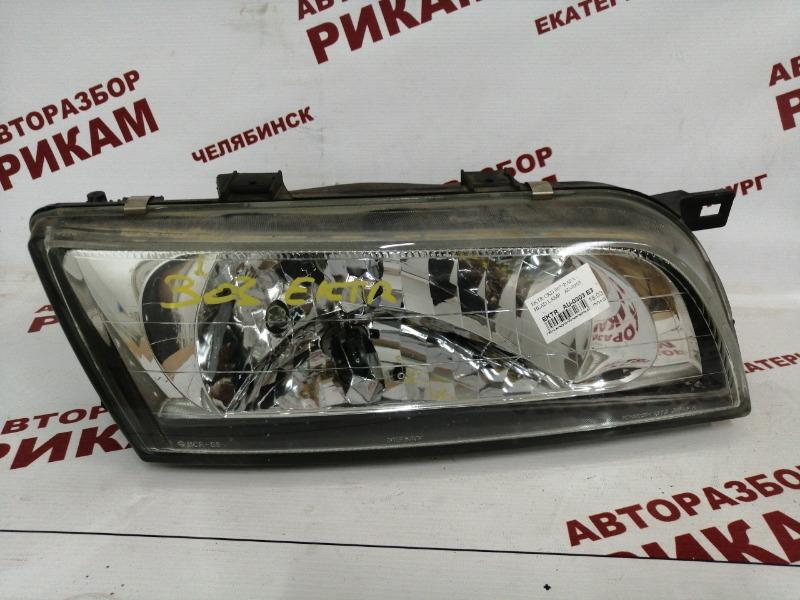 Фара Nissan Pulsar N15 GA16DE 1998 правая