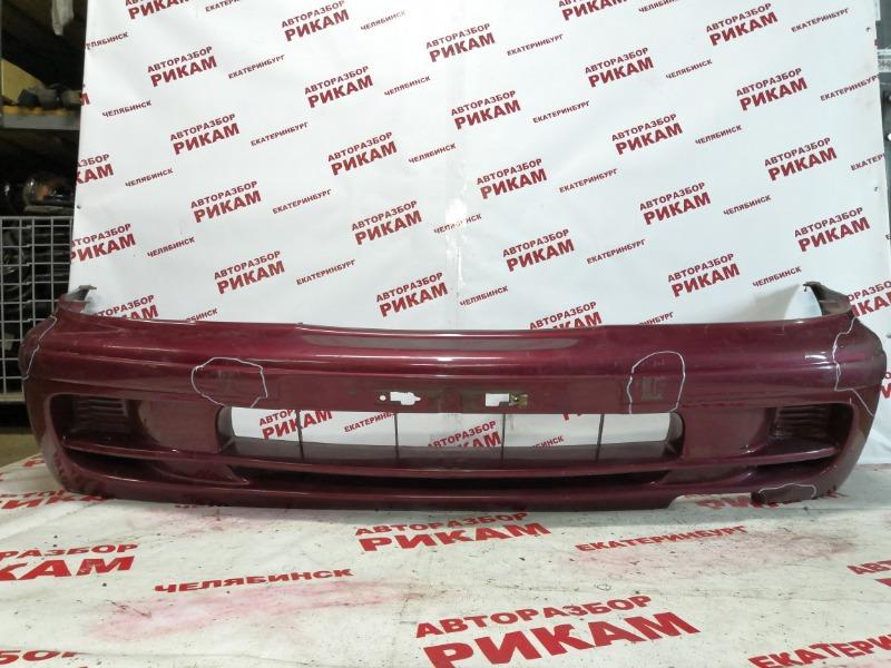Бампер Nissan Pulsar N15 GA16DE 1998 передний