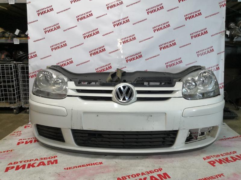 Ноускат Volkswagen Golf V 1K1 BXE 2008 передний