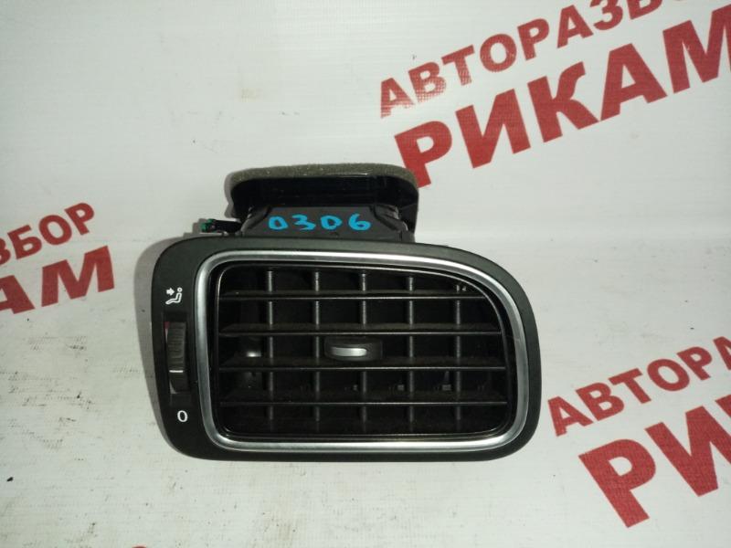 Дефлектор Volkswagen Polo 6R1 CBZ 2013 правый