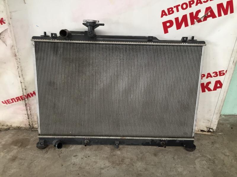 Радиатор охлаждения Mazda Cx-7 ER L5-VE 2010