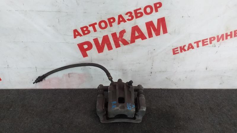 Суппорт тормозной Ssangyong Korando CK G20T-051 2013 задний правый