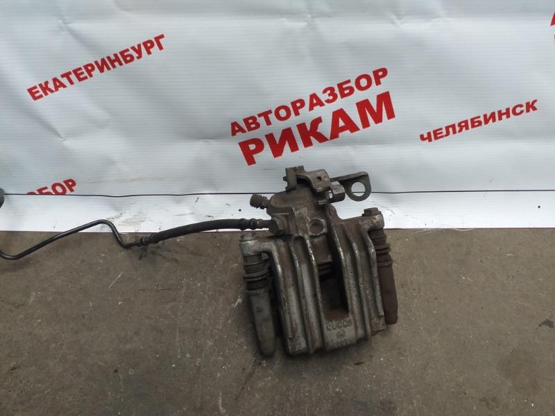 Суппорт тормозной Skoda Fabia 5J2 CBZ 2011 задний левый