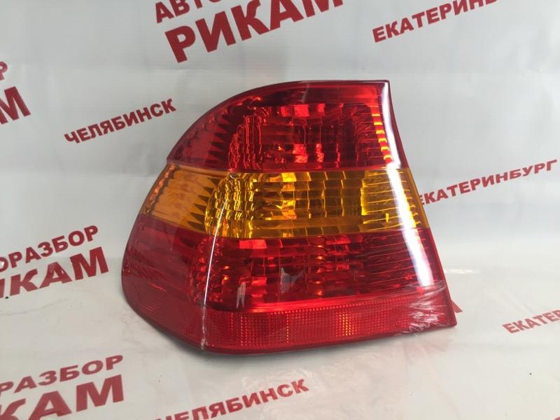 Стоп-сигнал Bmw 318I E46 N46B20AA 2004 левый