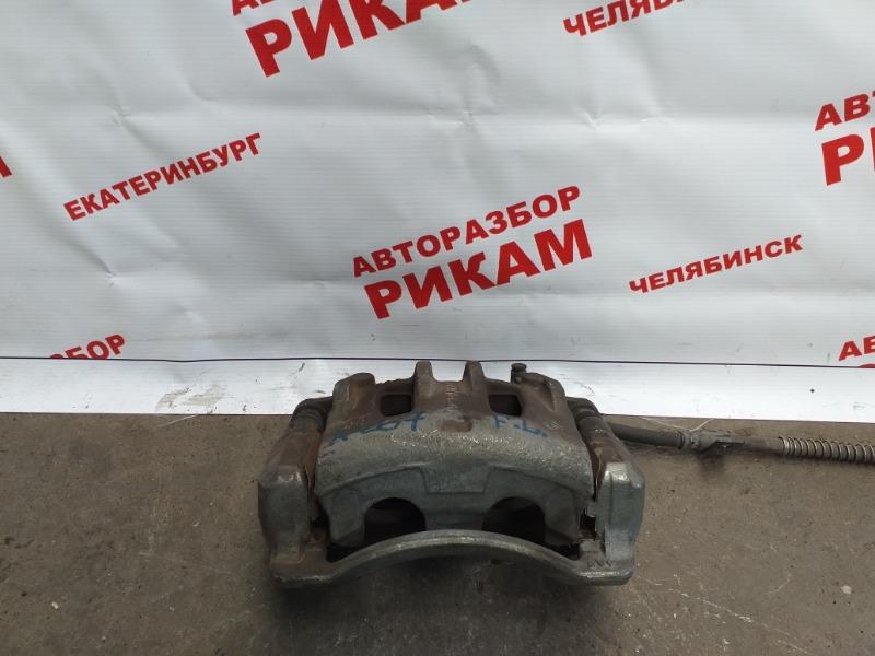 Суппорт тормозной Ssangyong Korando CK G20T-051 2013 передний левый