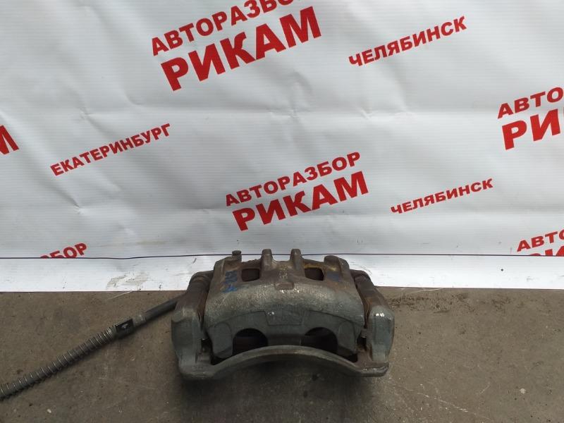 Суппорт тормозной Ssangyong Korando CK G20T-051 2013 передний правый