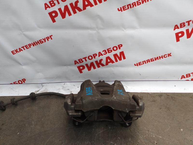 Суппорт тормозной Audi A4 B8 8K2 CDNB 2011 передний правый