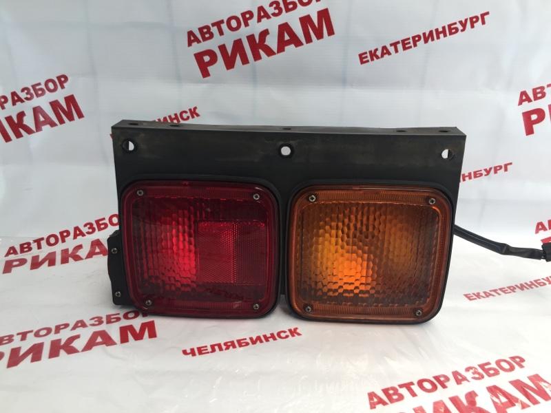 Стоп-сигнал Mitsubishi Fuso FK61FH 6M60 левый