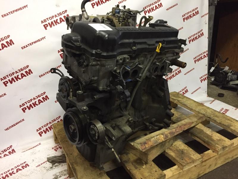 Двигатель Nissan Almera N16 QG16DE 2002