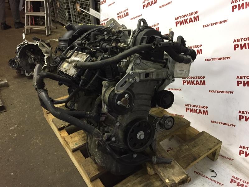 Двигатель Skoda Fabia 5J2 CBZ 2011