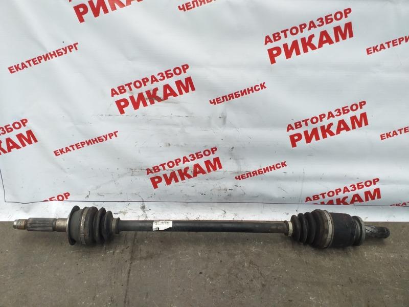 Привод Subaru Impreza Xv GH7 EJ204 2011 задний