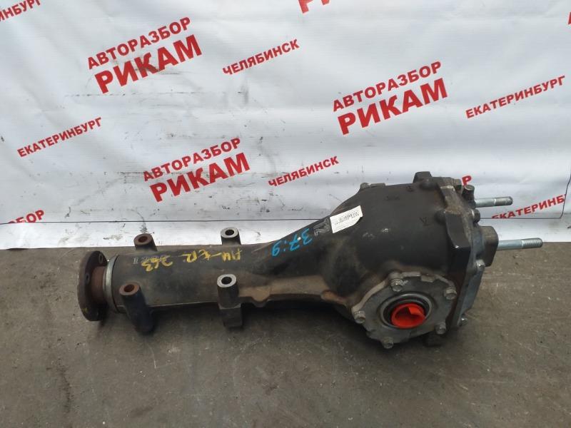 Редуктор Subaru Impreza Xv GH7 EJ204 2011 задний