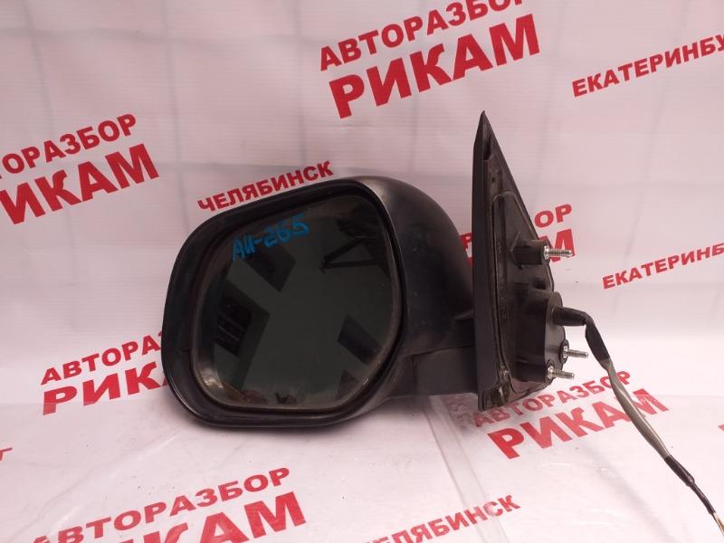Зеркало Mitsubishi Outlander Xl CW6W 6B31 2007 левое