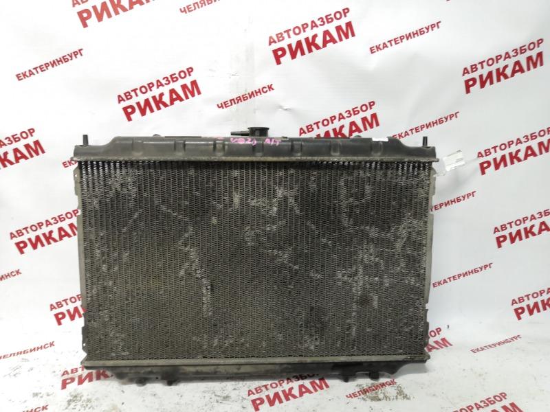 Радиатор охлаждения Nissan Cefiro A32 VQ20DE