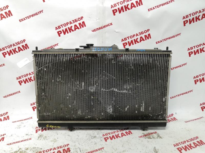 Радиатор охлаждения Mitsubishi Legnum EC1W