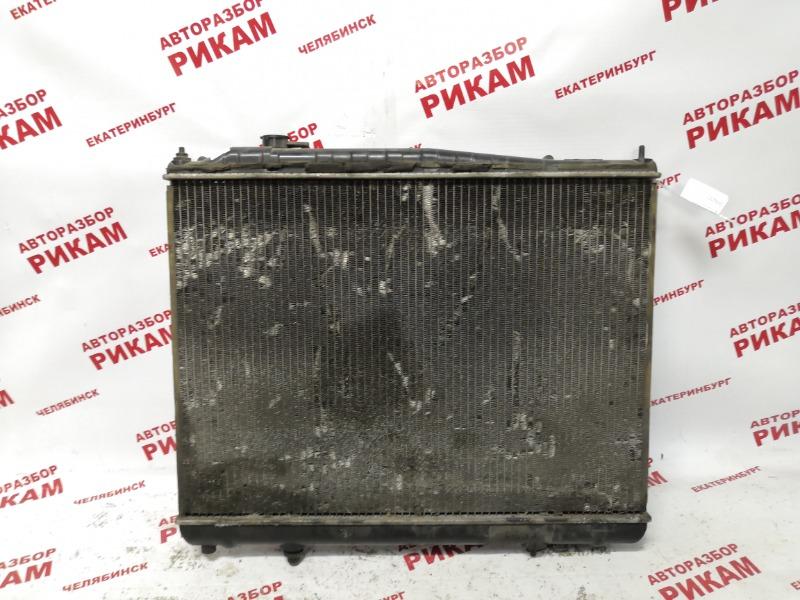 Радиатор охлаждения Nissan Terrano TR50 QD32