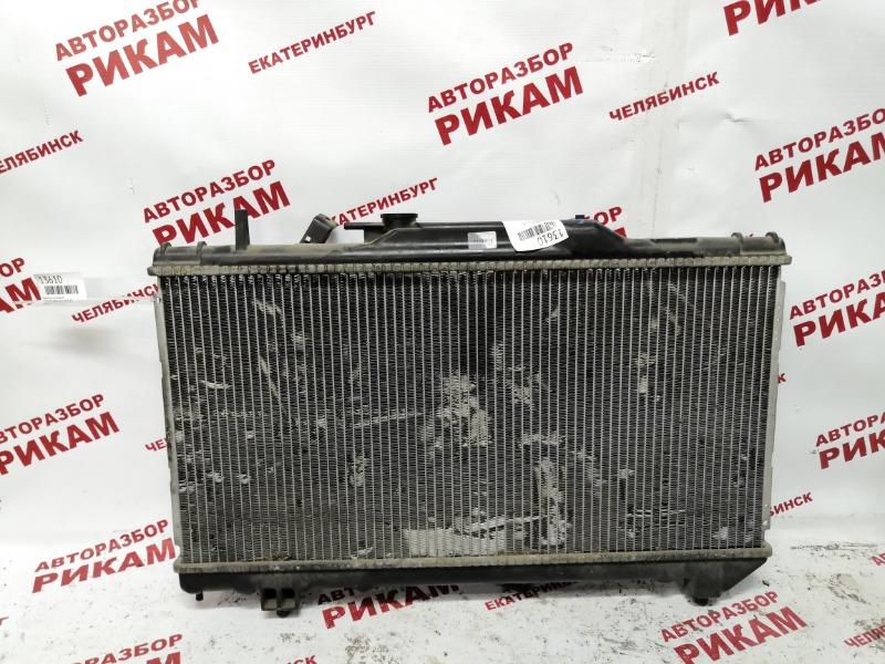 Радиатор охлаждения Toyota Corona AT190 4S-FE