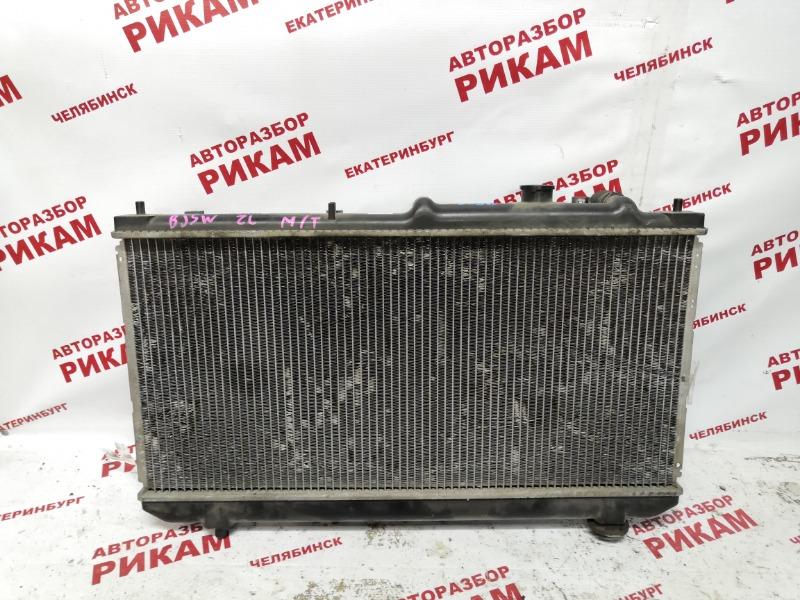 Радиатор охлаждения Mazda Familia BJ5P
