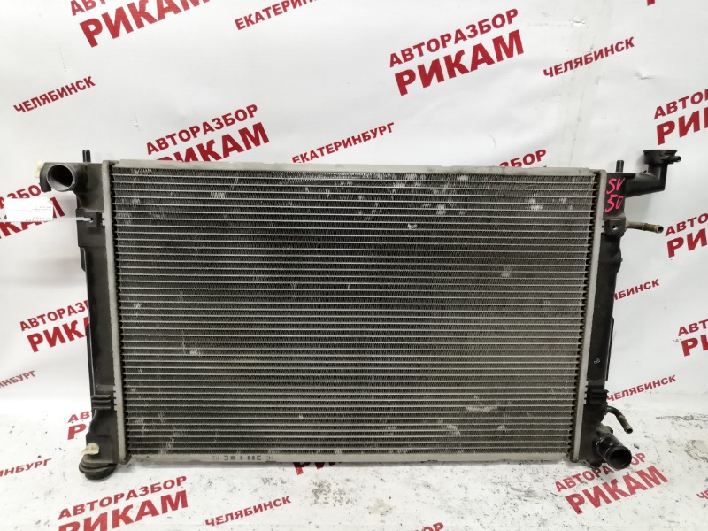 Радиатор охлаждения Toyota Vista SV50 3S-FE