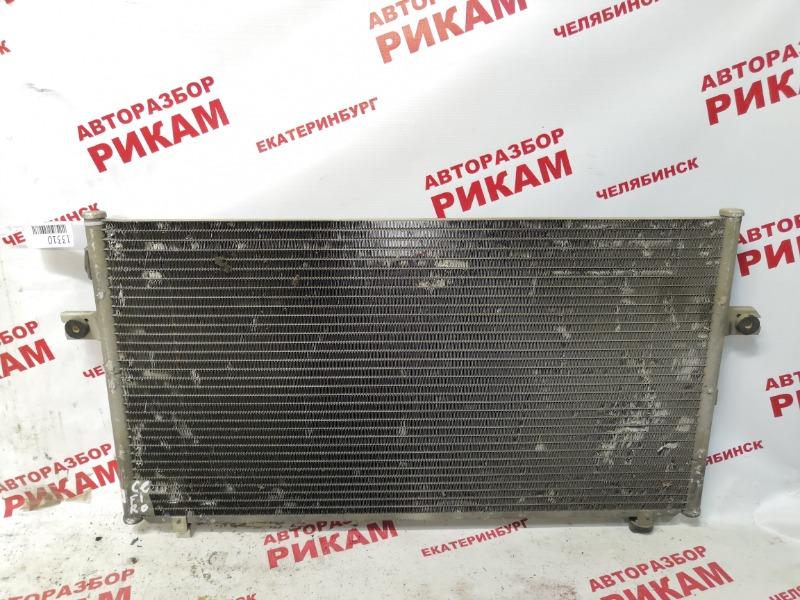 Радиатор кондиционера Nissan Cefiro A33