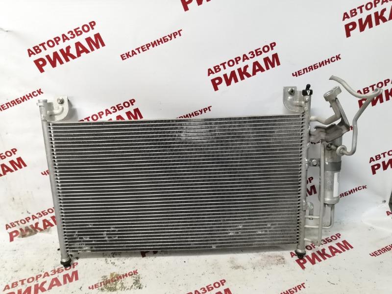 Радиатор кондиционера Mazda 2 DE ZY 2013
