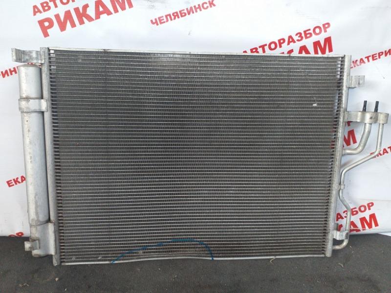 Радиатор кондиционера Hyundai Ix35 LM D4HA 2015