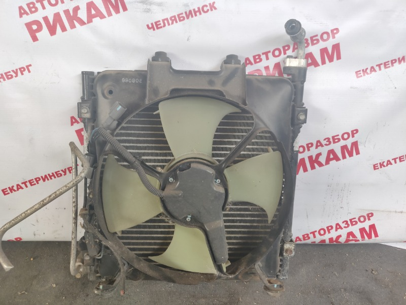 Радиатор кондиционера Honda Hr-V GH4 D16A