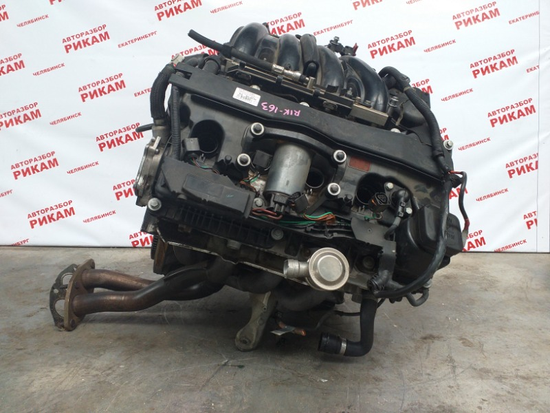 Двигатель Bmw 318I E46 N46B20AA 2004