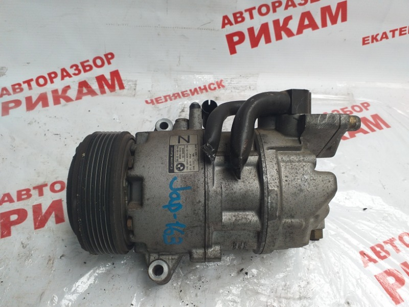 Компрессор кондиционера Bmw 318I E46 N46B20AA 2004