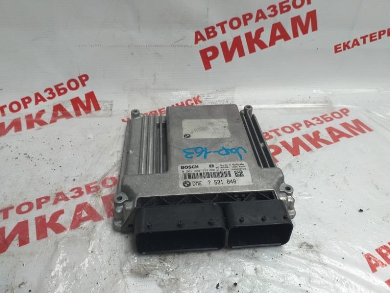 Блок управления Bmw 318I E46 N46B20AA 2004