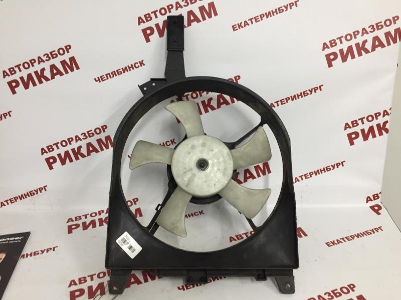 Диффузор Nissan Largo W30 KA24DE правый