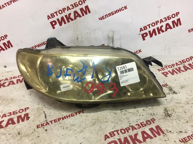 Фара Mazda Familia BJ5P правая