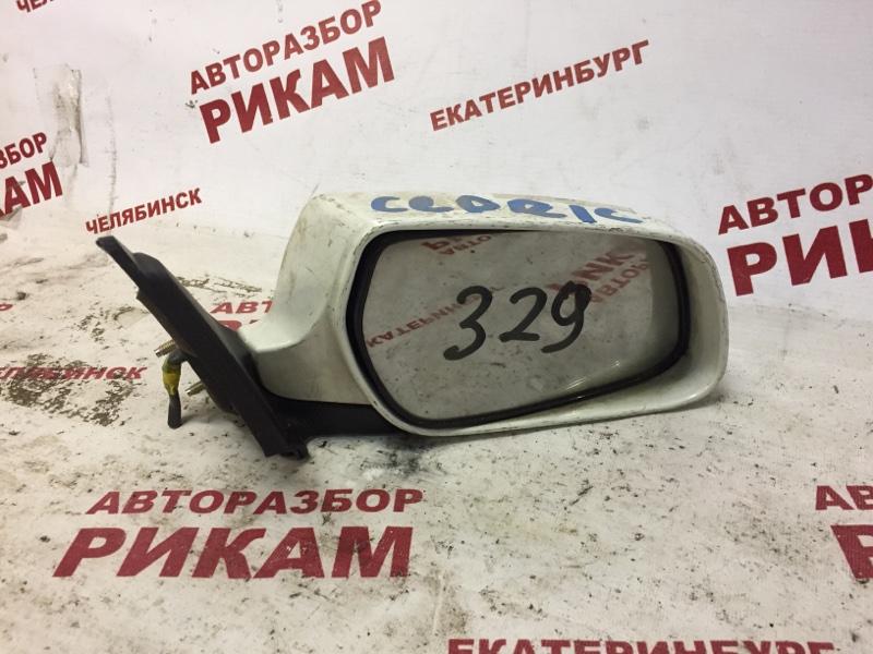 Зеркало Nissan Cedric Y34 правое