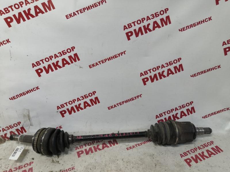 Привод Nissan Liberty PNM12 задний