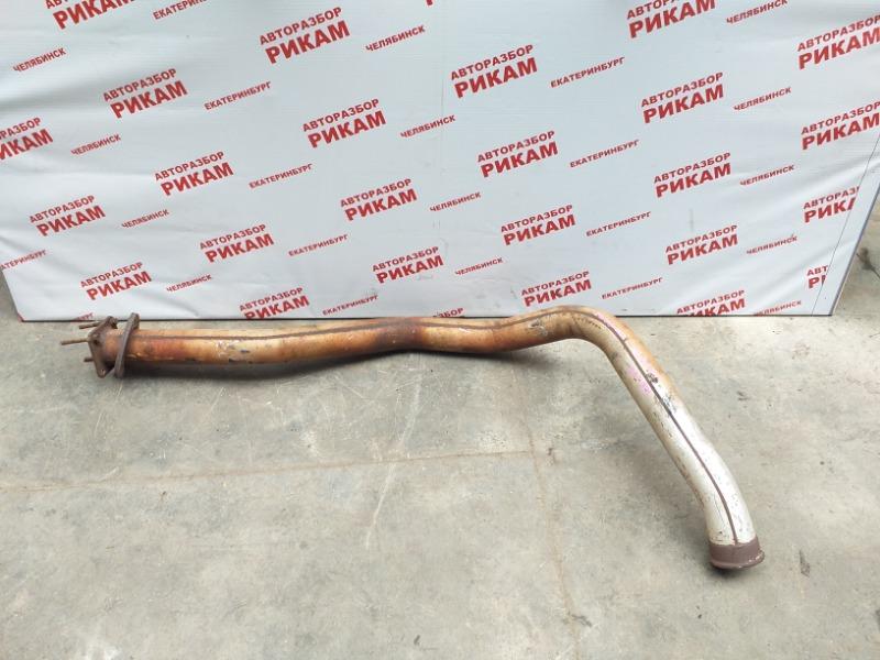 Труба глушителя Mitsubishi Fuso FK61FH 6M60