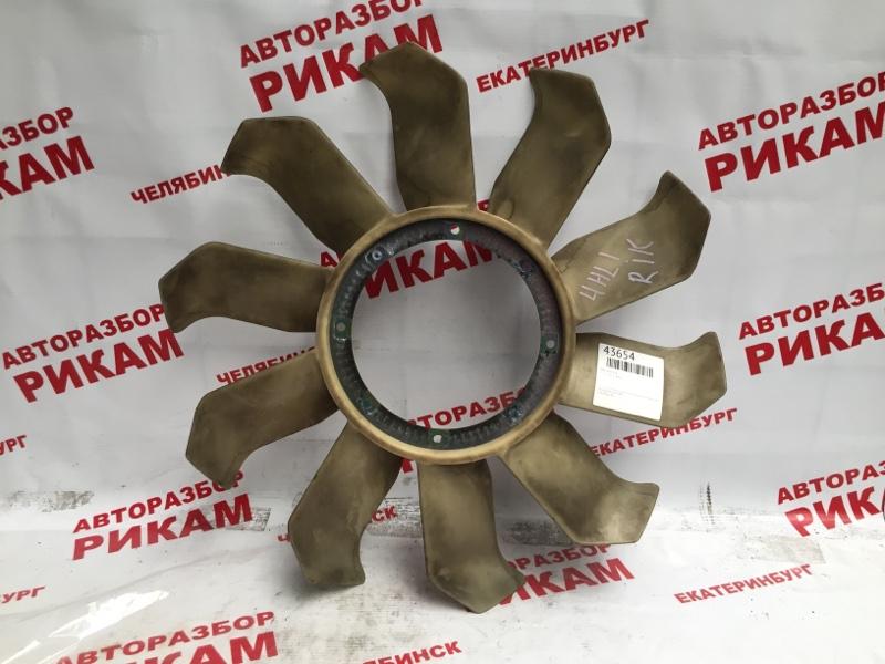 Вентилятор радиатора Isuzu Elf 4HL1
