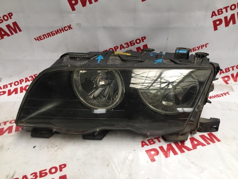 Фара Bmw 318I E46 M43 194E1 2000 передняя левая