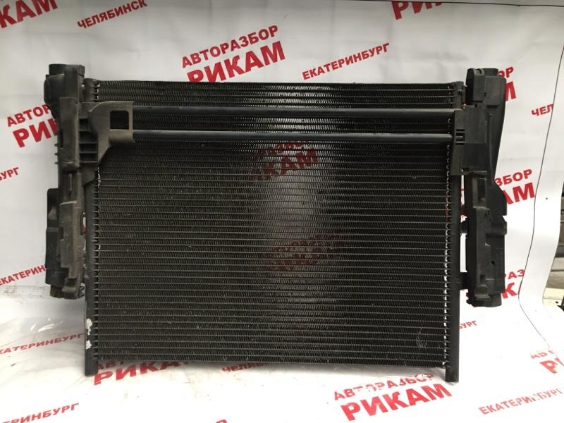 Радиатор кондиционера Bmw 318I E46 M43 194E1 2000