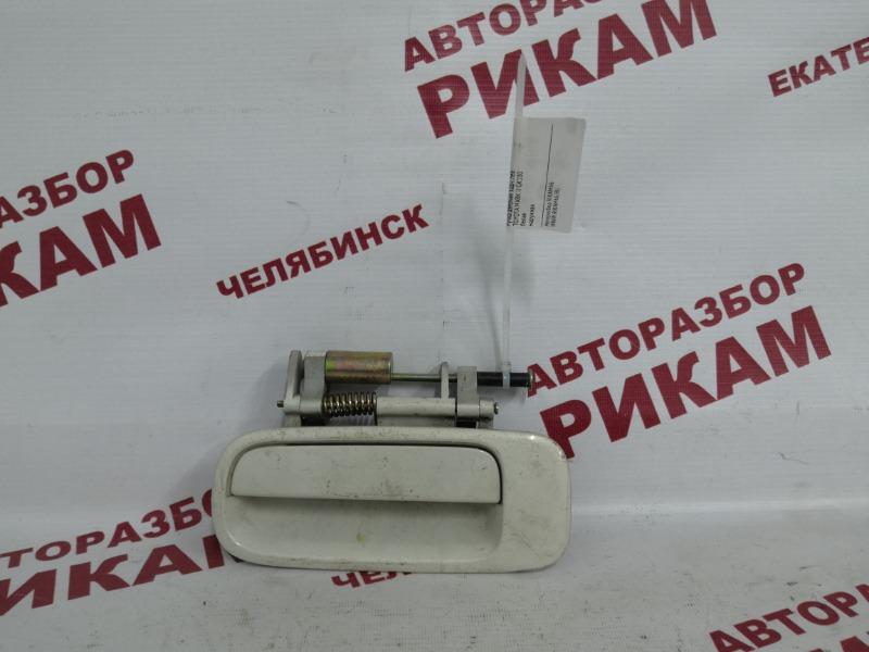 Ручка дверная Toyota Mark Ii GX100 задняя левая