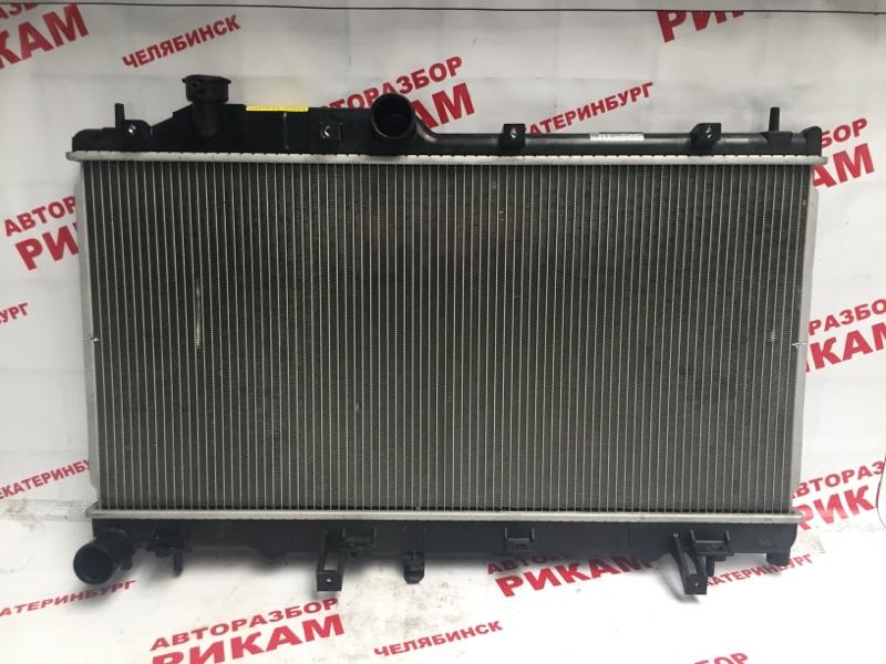 Радиатор охлаждения Subaru Impreza Xv GP7 FB20 2016