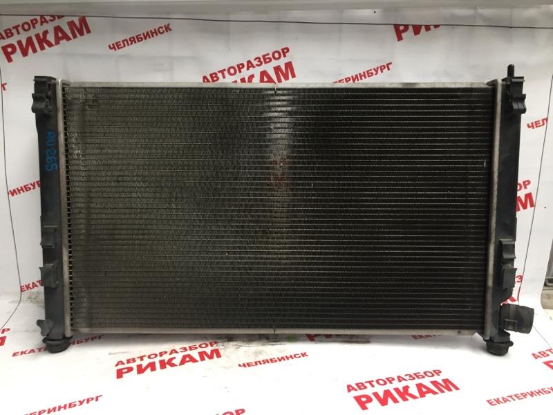 Радиатор охлаждения Mitsubishi Outlander Xl CW6W 6B31 2007