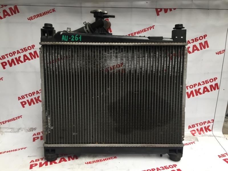 Радиатор охлаждения Toyota Echo NCP12R 1NZ-FE 2005