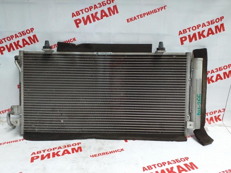 Радиатор кондиционера Subaru Impreza Xv GP7 FB20 2016