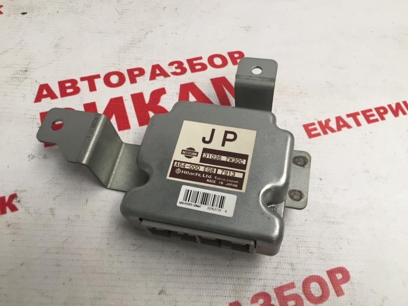 Блок управления Nissan Teana J31 VQ23DE