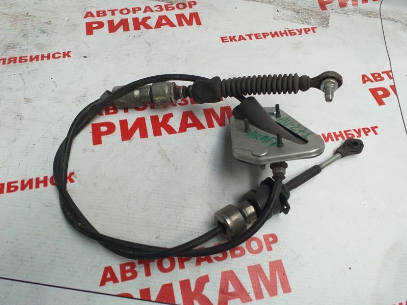 Трос переключения передач Nissan Teana J32 VQ25DE 2010