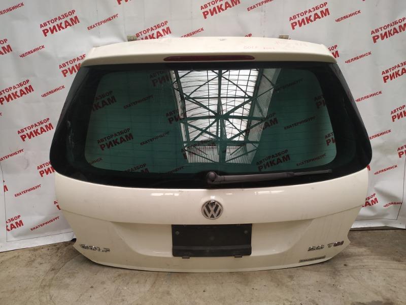 Дверь багажника Volkswagen Golf V 1K3 BWA 2007