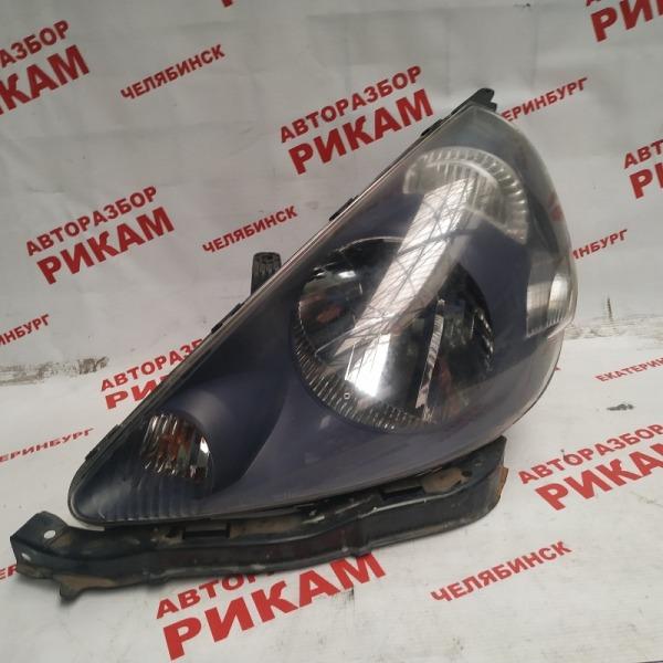 Фара Honda Fit GD1 L13A левая