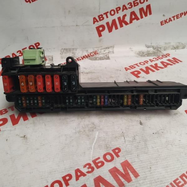 Блок предохранителей Bmw 525I E60 M54 256S5 2004