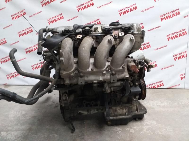 Двигатель Nissan Avenir W10 SR18DE 1997