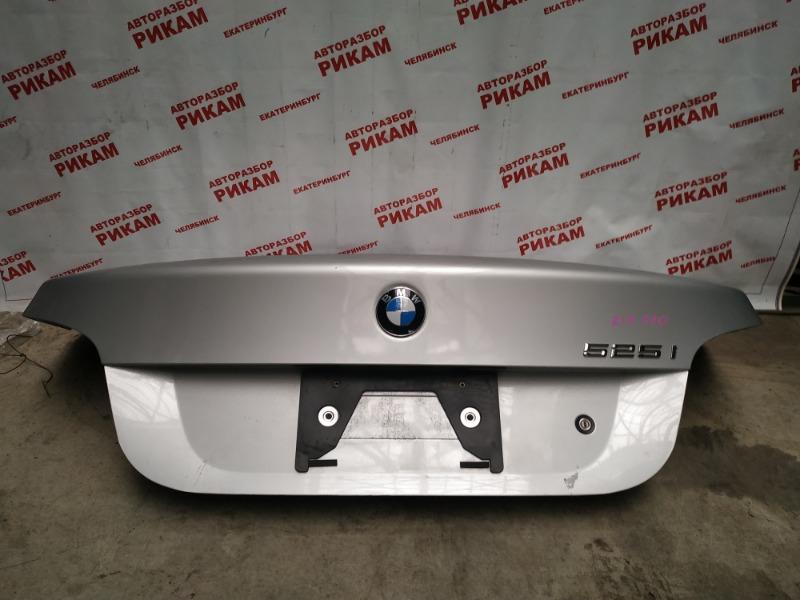 Крышка багажника Bmw 5-Series E60 M54B25 2004